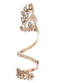 brown - elisedrayrosegoldbrowndiamondsring