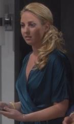 Greek Princess meets Greek Goddess on Daytime Television, no less