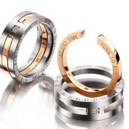 Compass Gents Band by Meister... to Guide your husband back to the Light