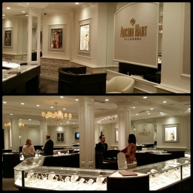 The *new* Aucoin Hart Jewelers in Metairie