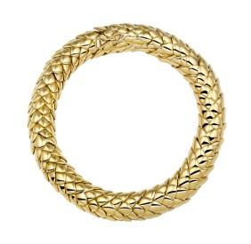 XMAS LVL Asscher palm tree bracelet