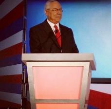 2016 Conclave, Colin Powell, D.C.